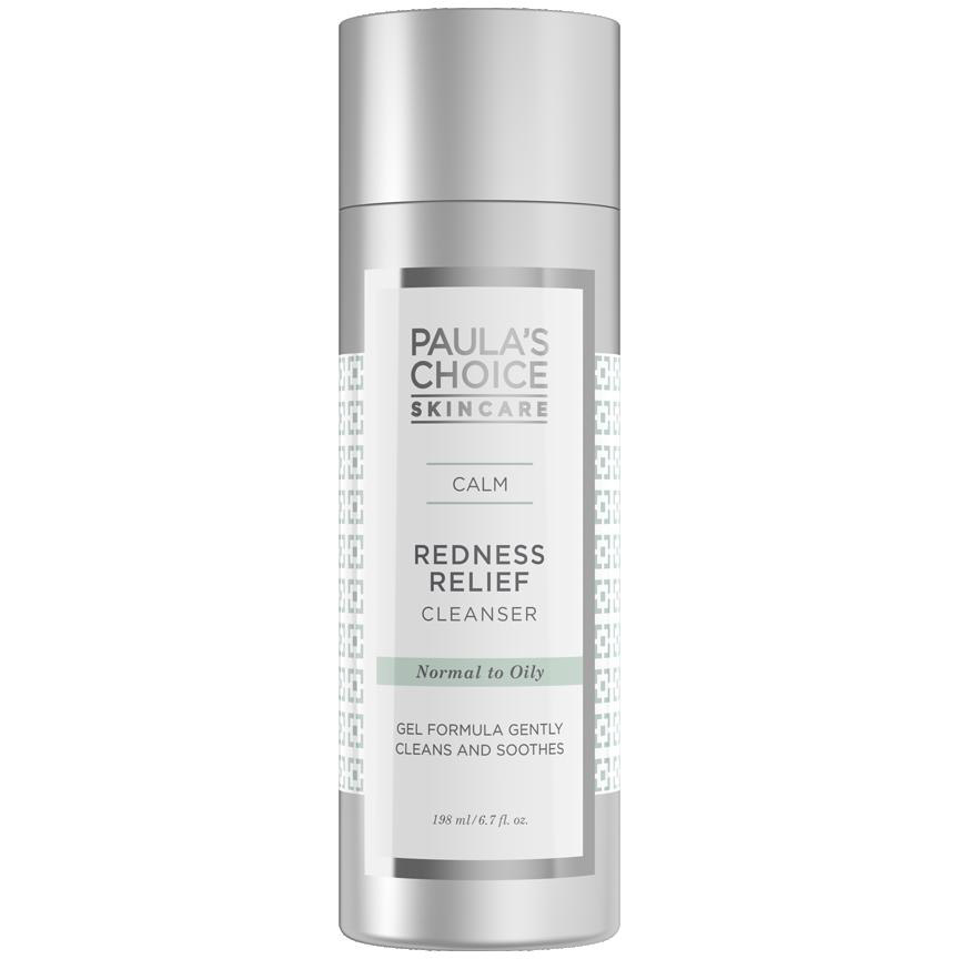 Paula's Choice Calm Redness Relief cleanser ผิวมัน 198ml