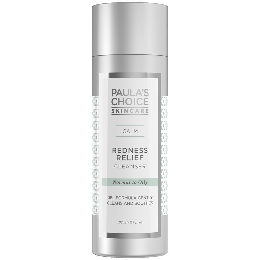 [ลด 20%] Paula's Choice Calm Redness Relief cleanser ผิวมัน 198ml