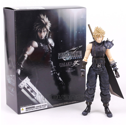 [Pre-Order] Play Arts Kai Final Fantasy VII 7 NO.1 Cloud Strife