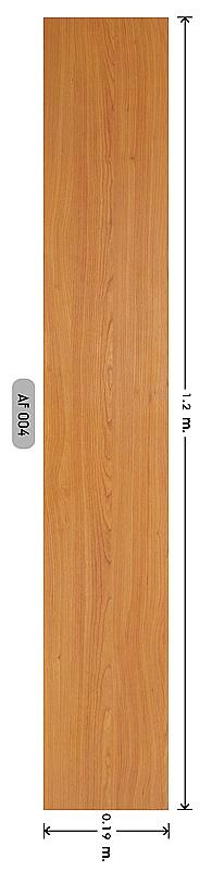 ALFA พื้นไม้ลามิเนตขนาด 8 มม.AF004