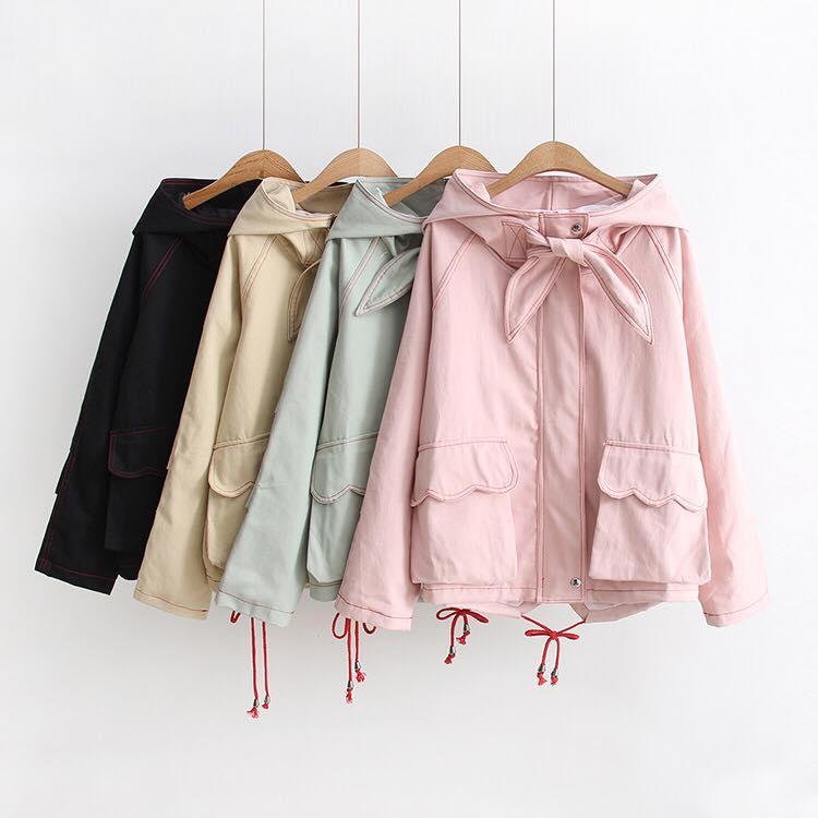 Pre-order เสื้อโค้ท เสื้อกันหนาว overcoat