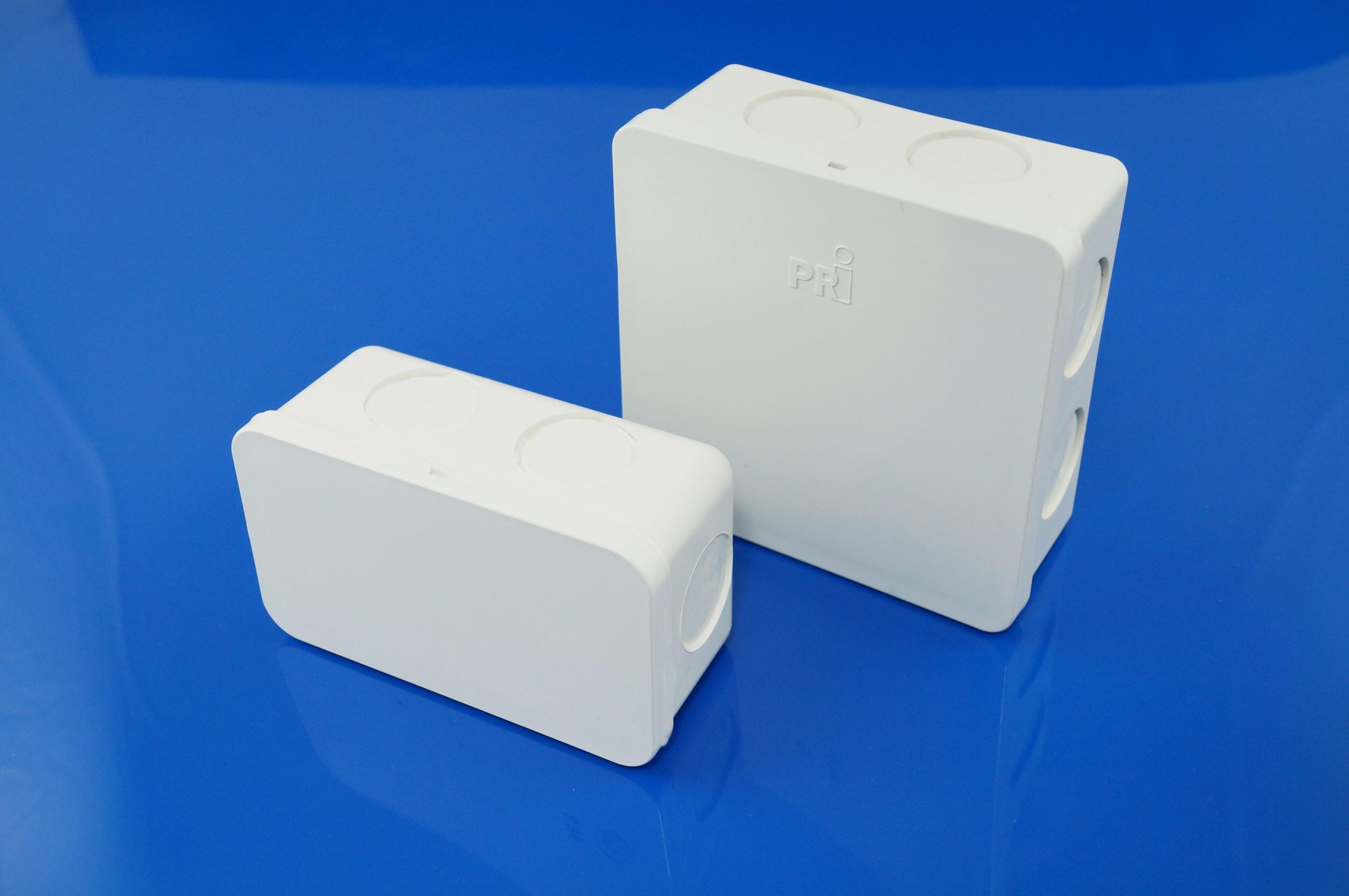 กล่องพักสายสี่เหลี่ยม รุ่น SB 1 แพ็ค