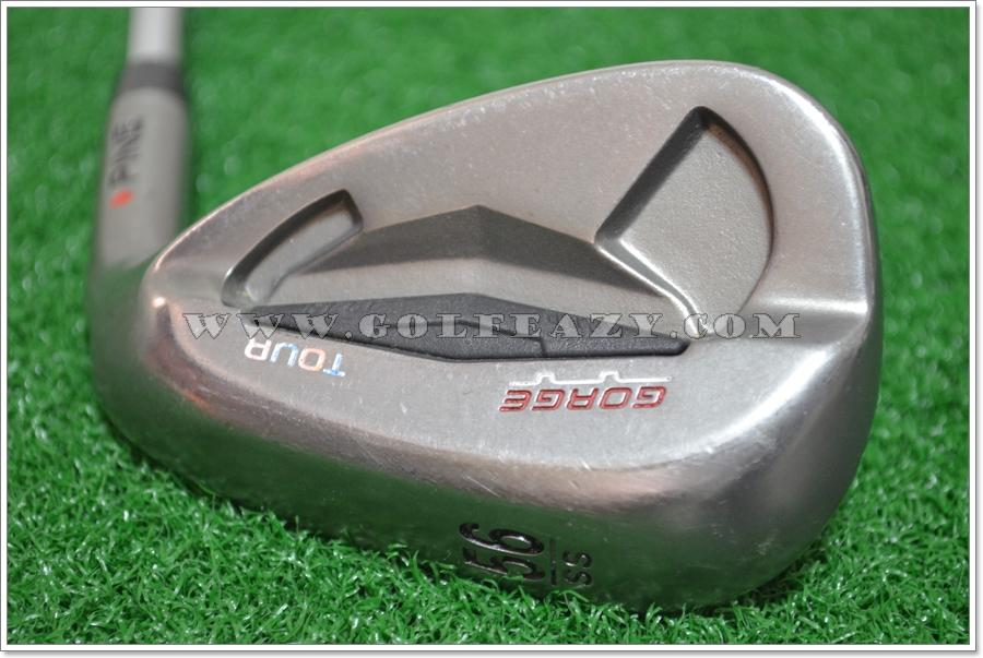 PING TOUR GORGE (RED DOT) 56* WEDGE KBS FLEX S