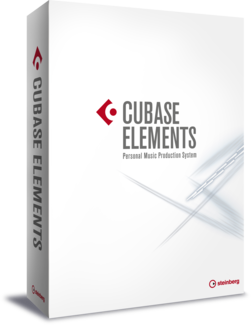 Cubase Elements v9 For MAC