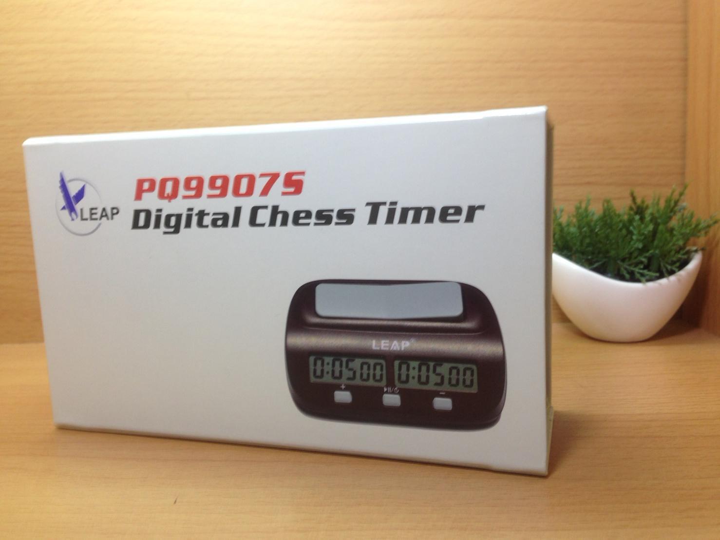 นาฬิกาจับเวลาดิจิตอลLEAP รุ่น PQ9907S