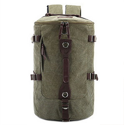TR01-Green กระเป๋าเป้เดินทาง ผู้ชาย สีเขียว
