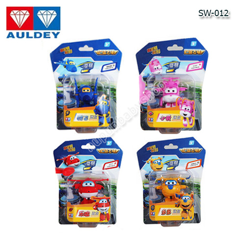 SW-012-A Transforming - Super Wings (Mini) Set A