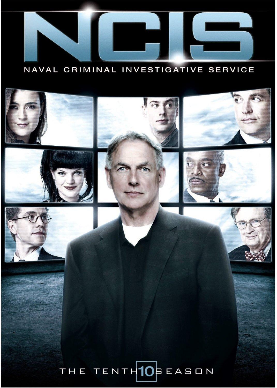 NCIS : Naval Criminal Investigative Service Season 10 / เอ็นซีไอเอส : หน่วยสืบสวนแห่งนาวิกโยธิน ปี 10 (HDTV พากย์ไทย 12 แผ่นจบ+แถมปกฟรี)