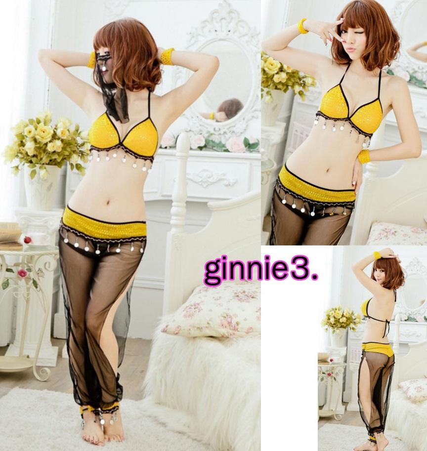 รหัส ginnie3 สีเหลือง