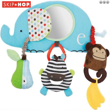 ST-SK101 ของเล่นติดราวรถเข็น /คาร์ซีท Skip Hop