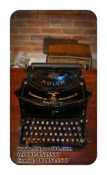 Antique Adler no 15 รหัส15561ad