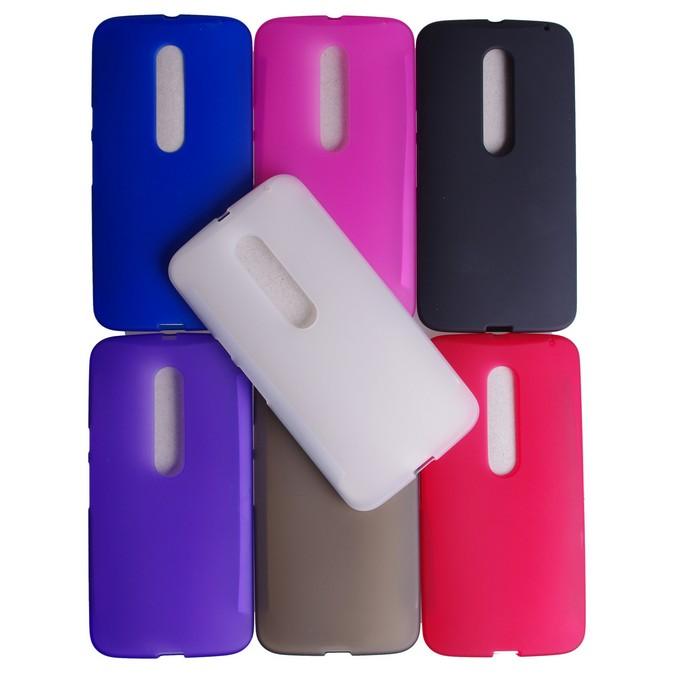 (679-001)เคสมือถือ Motorola MOTO X Style เคสนิ่มพุดดิ้ง