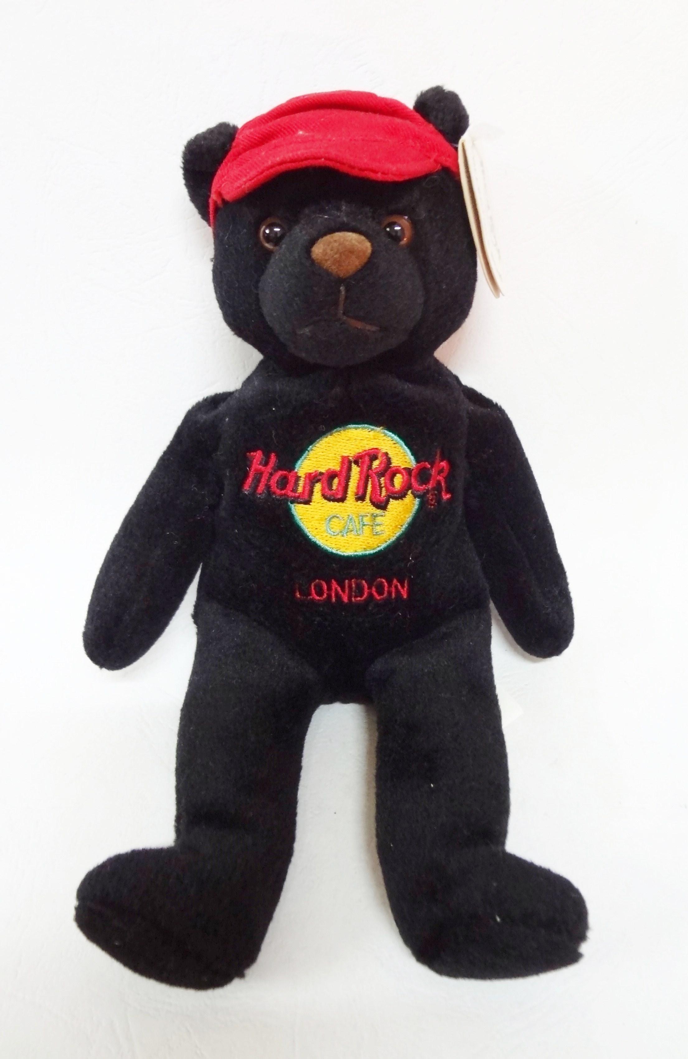 ตุ๊กตาหมี Hard Rock Cafe