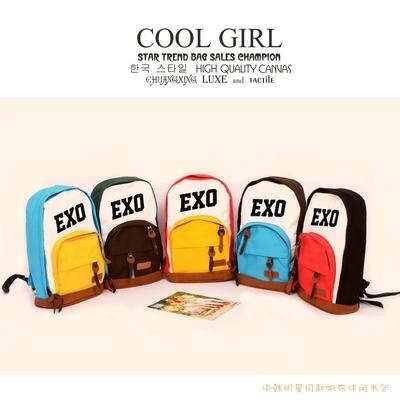 [2015] Bag canvas - NAME EXO