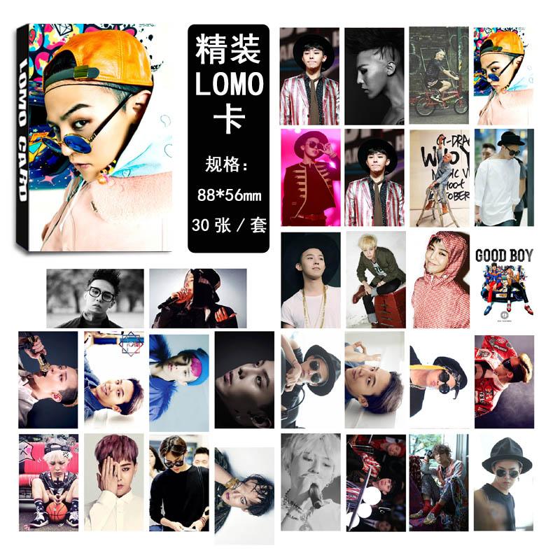 Lomo card set G-Dragon(30pc)
