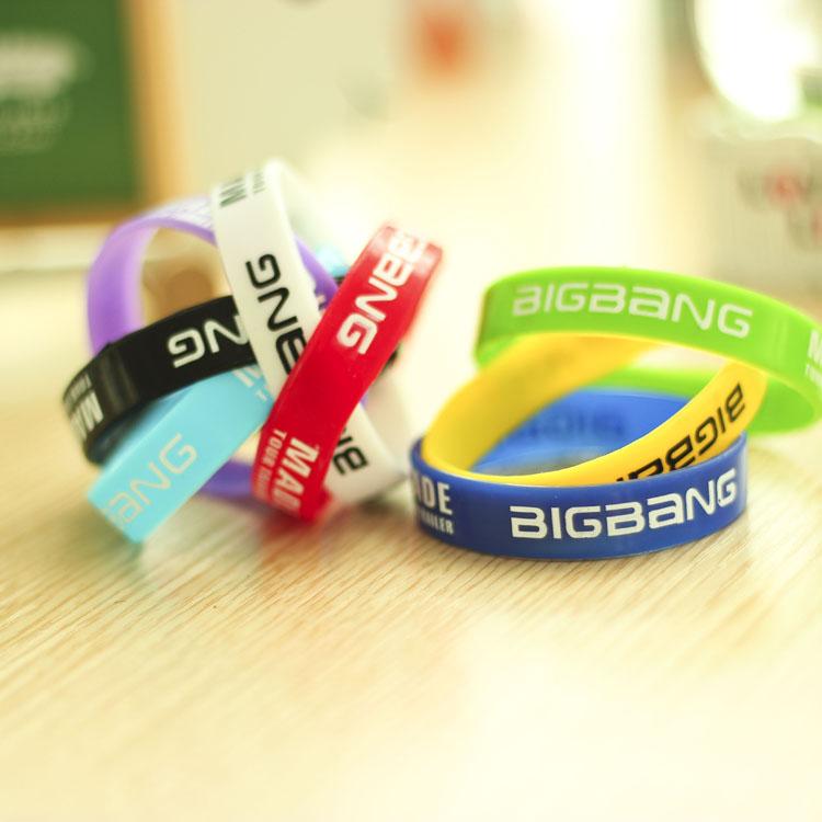ริสแบนด์ BIGBANG MADE -ระบุสี-