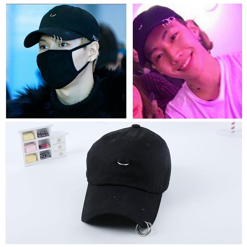หมวก BLACK PIN XHM104