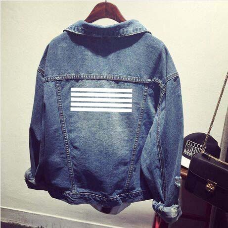 Jacket Jeans Bigbang Made -freesize-