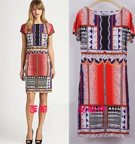 PUC104 Preorder / EMILIO PUCCI DRESS STYLE