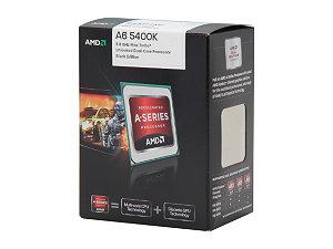 A6-5400K FM2