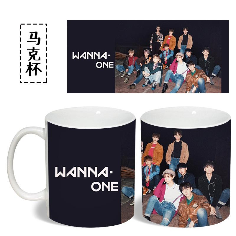 แก้วมัค WANNAONE 1-1=0