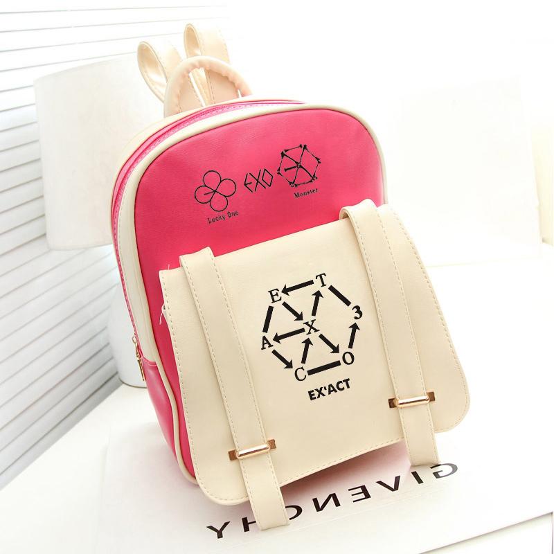 กระเป๋าสะพายหลัง 2016- EXO EX'ACT -ระบุสี-