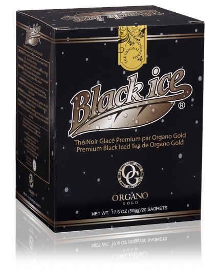 Black ICE เครื่องดื่มชาเเบล๊คที หอมกรุ่น นุ่มลิ้น