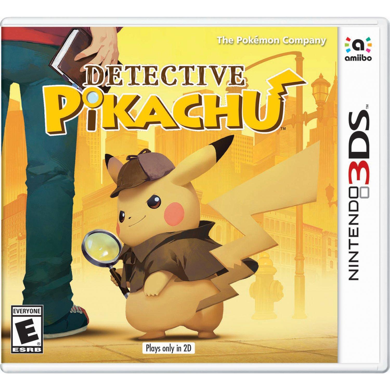3DS: Detective Pikachu (US/Asia)