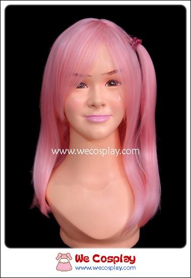 วิกผมฮินาโมริ อามุ ชูโกะ คาระ Hinamori Amu Shugo Chara Cosplay Wig