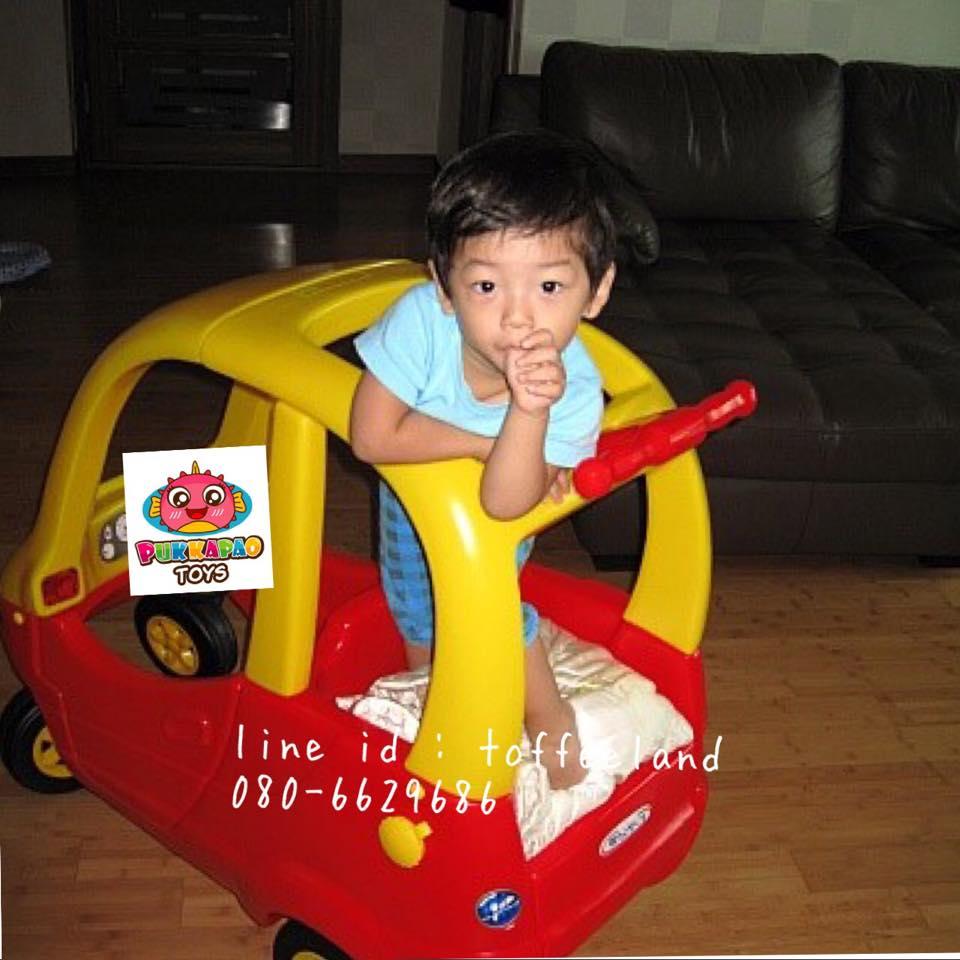 รีวิว รถขาไถสีแดง ยี่ห้อ haenim korea
