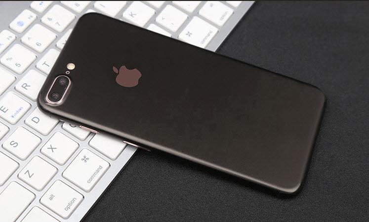 ฟิล์มหลังเครื่อง Iphone 6/6s (สีดำ)