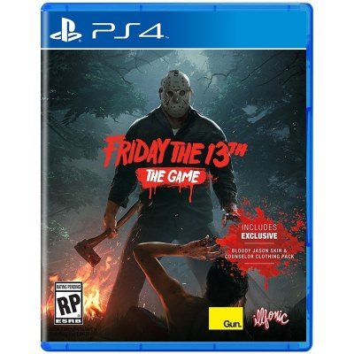 PS4 : Friday The 13th The Game (R1)