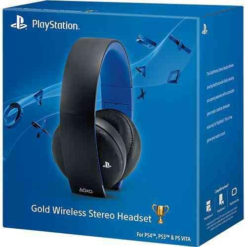 SONY Gold Wireless Stereo Headset ประกันโซนี่ไทย