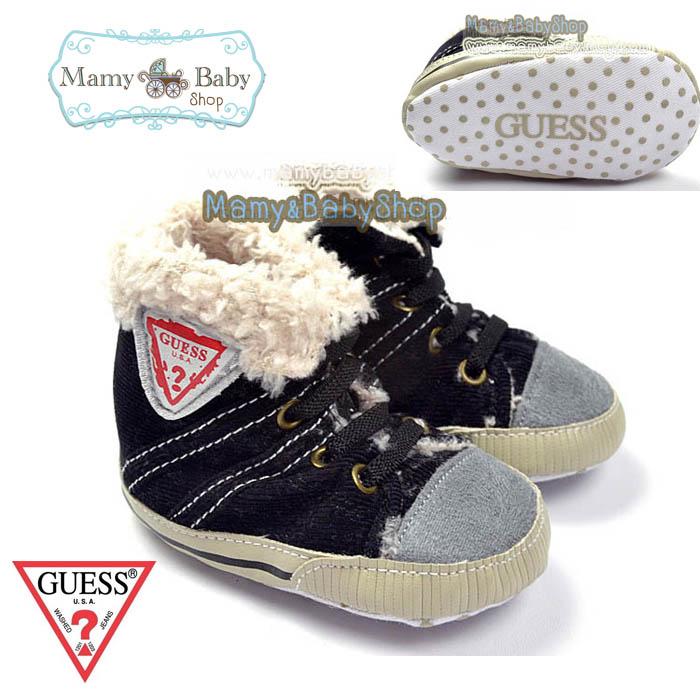 รองเท้าผ้าใบเด็ก Guess Baby