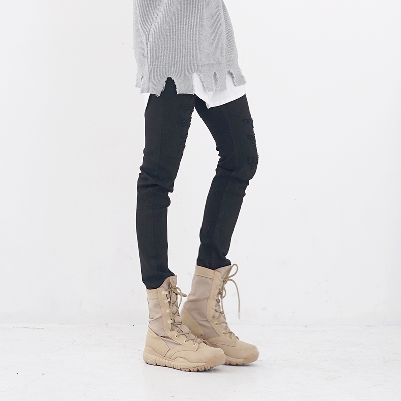 *Pre Order*Denim Slim feet กางเกงยีนส์สกินนี่ แฟชั่นญี่ปุ่น size 28-34