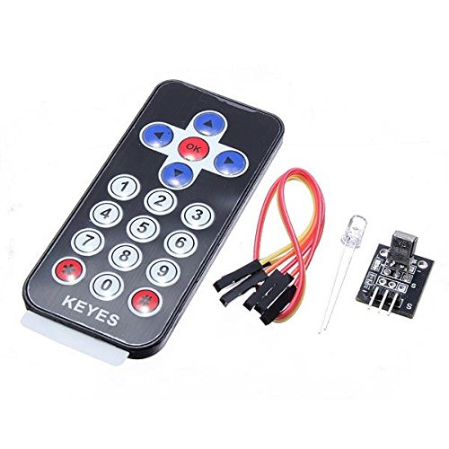 Infrared IR Wireless Remote Control Module Kits For Arduino