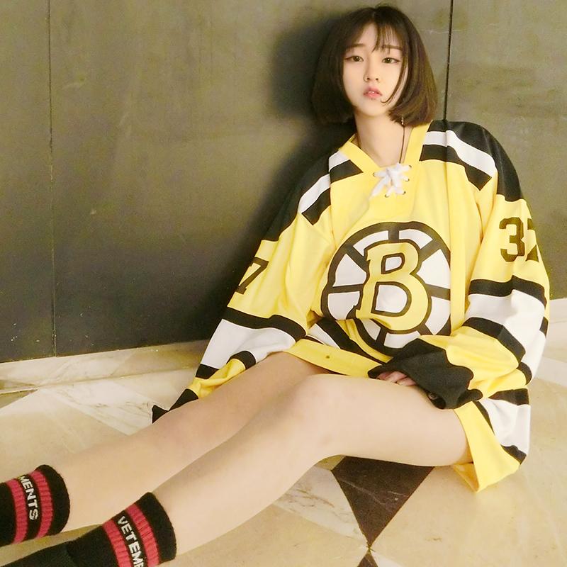 *Pre Order*เสื้อกีฬาเบสบอล,Sports Casual Baseball Cardigan Harajuku BF/ญี่ปุ่น size S,M,L
