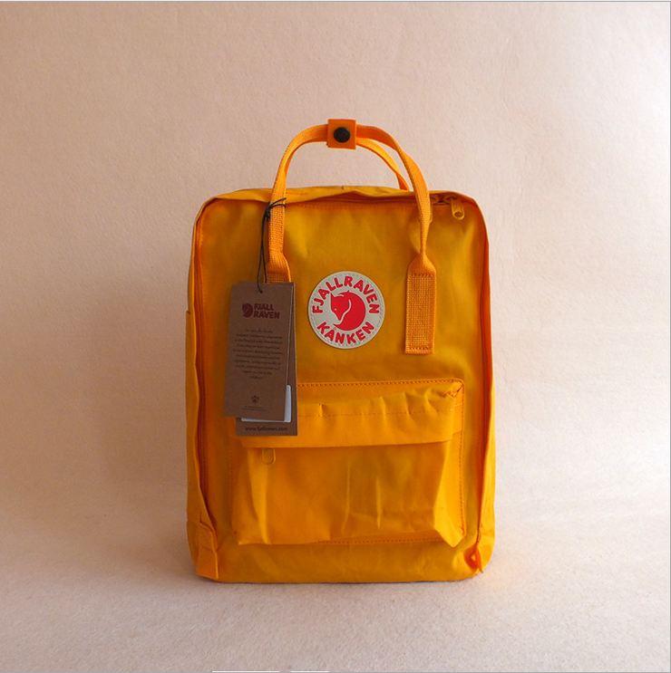 กระเป๋า KanKen คลาสสิค -เหลือง