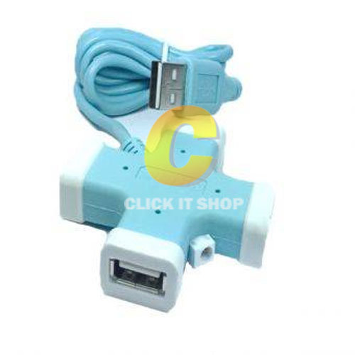 OKER HUB USB 2.0 4 Port H-365