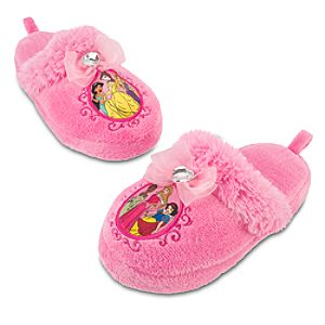 ฮ Disney Princess slippers for girls(size 11/12)(พร้อมส่ง)
