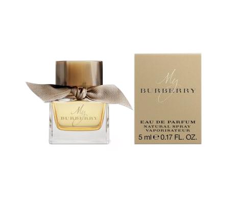 น้ำหอม My Burberry Eau de Parfum for women ขนาด 5ml แบบแต้ม