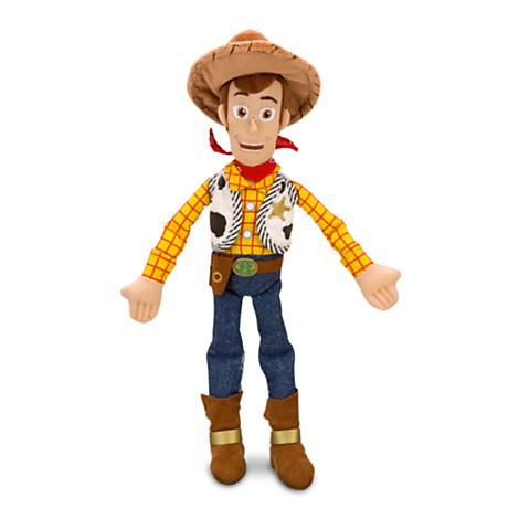 z Woody Plush - Toy Story - Medium - 18''