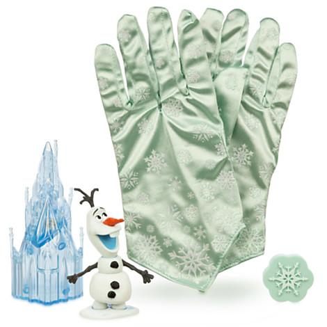 z Elsa Winter Gloves Play Set - Frozen