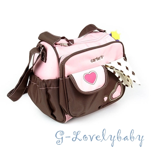 กระเป๋าใส่นมคุณแม่ แบรนด์คาร์เตอร์ Mother's Carry Bag Brand : Carter's