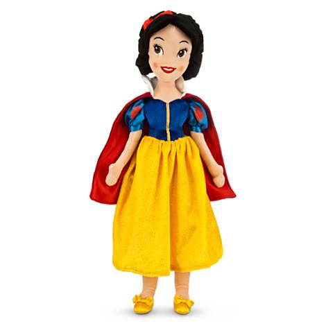z Snow White Plush Doll - Medium - 21''