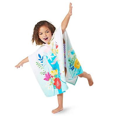 Elsa Hooded Towel for Kids from Disney USA ของแท้100% นำเข้า จากอเมริกา