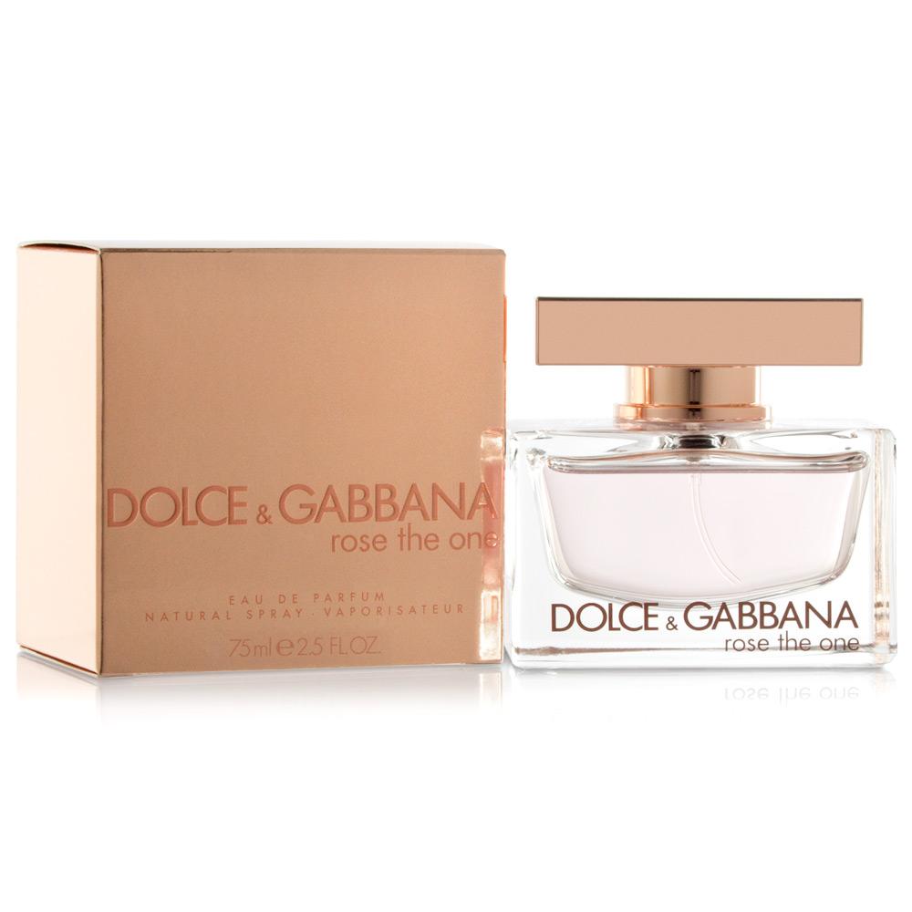 Dolce & Gabbana Rose The One 50 ml.กล่องซีล