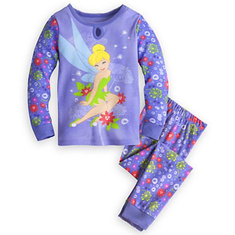 z Tinker Bell PJ Pal for Girls (size4)