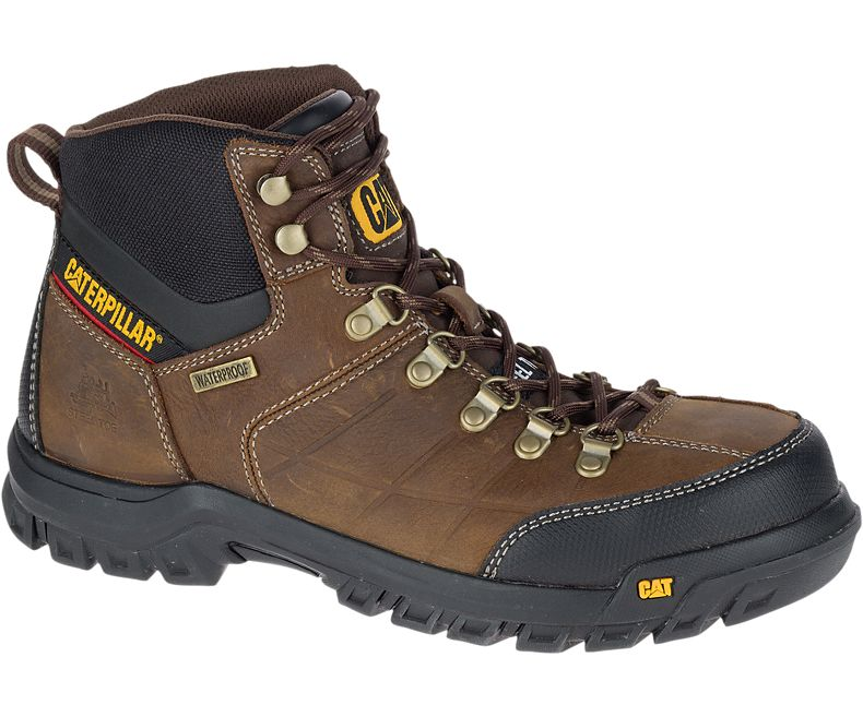 รองเท้า Caterpillar THRESHOLD WATERPROOF STEEL TOE WORK BOOT Size 40 - 45