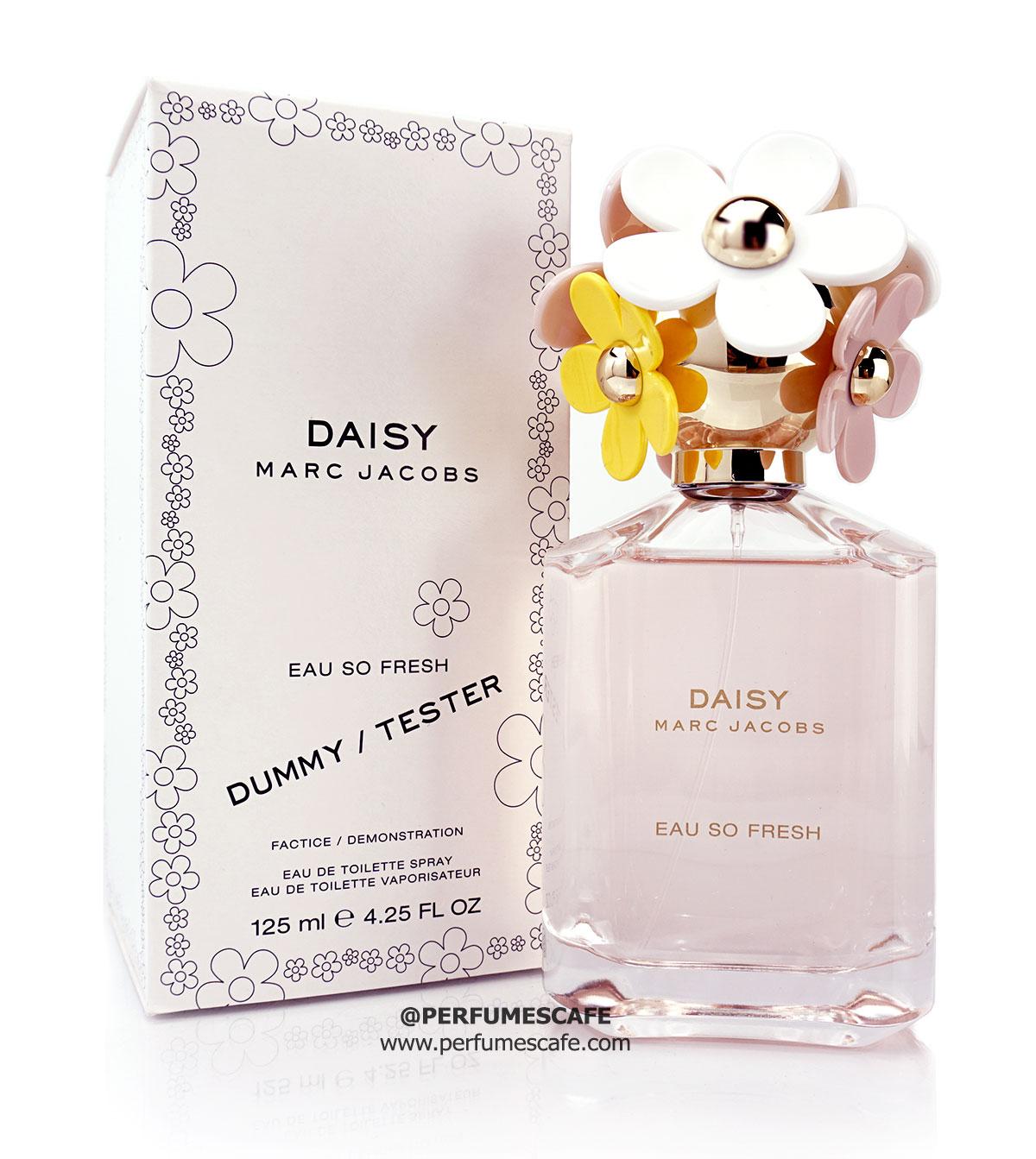 น้ำหอม Marc Jacobs Daisy Eau So Fresh EDT 125 ml. เทสเตอร์กล่องขาว